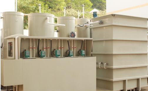 高浓度废水一体化处理设备