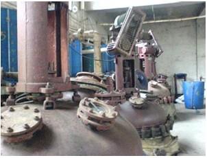 聚合硫酸铁生产方法