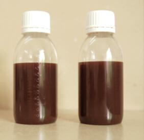 聚合硫酸铁废水变红