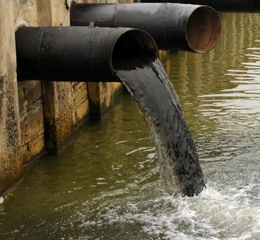 硫化黑废水